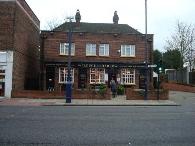 The Plough and Harrow Public House, Welling