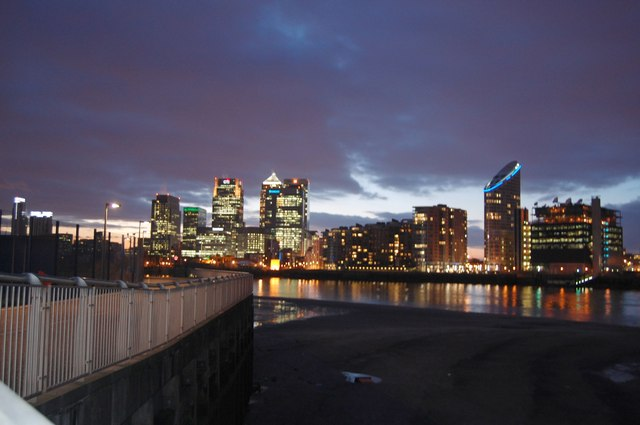 Isle of Dogs Evening